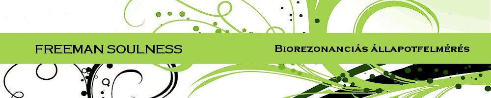 biorezonanciás állapotfelmérés