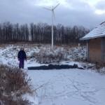 Kerti tó a Permakultúrában
